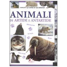 Animali di Artide e Antartide