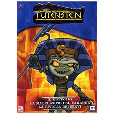 Dvd Tutenstein - Volume #01