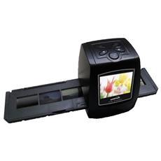 Scanner USB per diapositive e negativi su SD e SDHC Card con display LCD 59793010