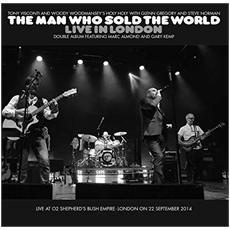 Tony Visconti And Co - The Man Who Sold The World Live In London