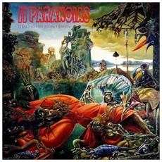 11paranoias - Stealing Fire From Heaven (2 Lp)