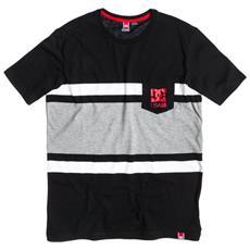 T-shirt Rd Flyer Tee Uomo S Nero Grigio