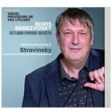 Boris Berezowsky - Piano Concerto N. 1