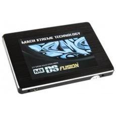 "SSD 120 GB DS Fusion Ultra 2.5"" Interfaccia Sata III 6 Gb / s"