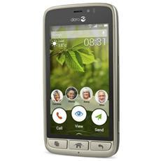"8031 Champagne 8 GB 4G / LTE Display 4.5"" Slot Micro SD Fotocamera 5 Mpx Android Tim Italia"