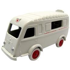 C36100 Renault 100kgs Ambulance Municipale Modellino