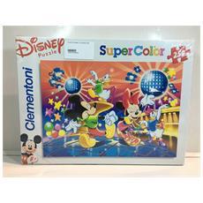 Puzzle Disney Clementoni Tutti I In Discoteca