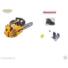 Motosega Alpina A 305 Con Omaggio Scarpe