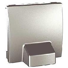 Sc5mgu505930fzf, Presa Unicatop Con Messa A Terra, In Alluminio, Per Il Montaggio