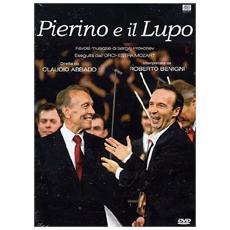 Dvd Pierino E Il Lupo