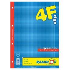 Cf10ricamb Bianco A5 Rigof 40ff