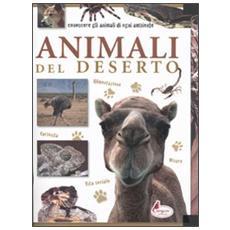 Animali del deserto