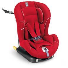 Viaggiosicuro Seggiolino Auto Gr. 1 - Isofix Colore: Rosso