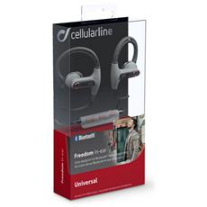 Auricolare Bluetooth Frinear Univ. - Cellular Line Nero