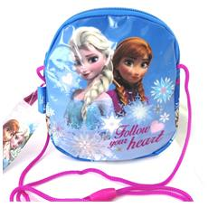 shoulder bag 'frozen - ' blu (165x16 cm) - [ m8308]