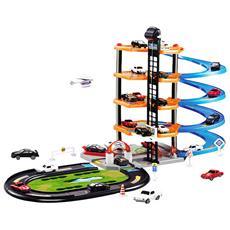 3d Car Parcheggio Diy Modello Di Assemblaggio Giocattolo Per Bambini