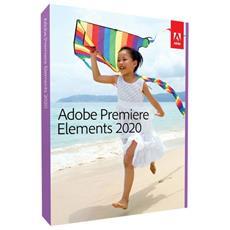 Premiere Elements 2020 ESD - Licenza Perpetua Windows (Italiano)