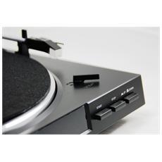 DT 210 USB, AC, 230V, 50 Hz, Nero, 360 x 348 x 95 mm, 2,75 kg