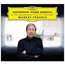 Ludwig Van Beethoven - Piano Sonatas Hammerklavier & Moonlight - Murray Perahia