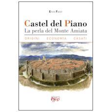 Castel del Piano. La perla del monte Amiata. Origini, economia, casati