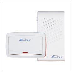 Campanello Dindon Senza Filo A Batteria; Mini Wireless Remote Doorchime