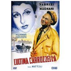 Dvd Ultima Carrozzella (l')