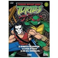 Dvd Teenage Mutant Ninja Turtles #02