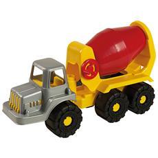 Camion plastica Betoniera Sfuso 35cm. 6208-0001