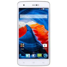 "Forward Zero Bianco 8 GB 4G/LTE Dual Sim Display 5"" HD Slot Micro SD Fotocamera 12 Mpx Android Italia"