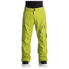 Pantalone Snowboard Uomo Banshee Verde L