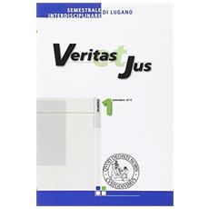 Veritas et ius (2010) . Vol. 1