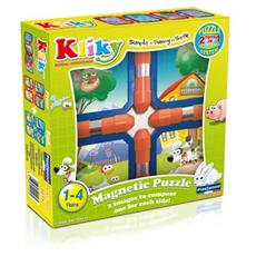 Kliky Puzzle Green Country 0027