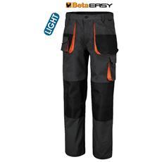 Pantalone da Lavoro Taglia S Colore Grigio