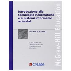 Introduzione alle tecnologie informatiche e ai sistemi