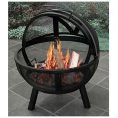 Ball of Fire Barbecue Barbecue Tondo