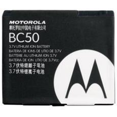 Batteria Pila Originale Bc50 700mah Per Aura C257 C261 L2 Slvr L6 Slvr L7 Slvr L9 Slvr Motokrzr K1 Motorizr Z3 Razr V3x V1150