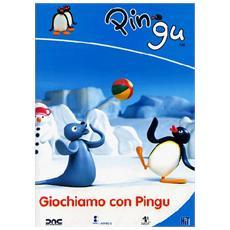 Dvd Pingu - Giochiamo Con Pingu