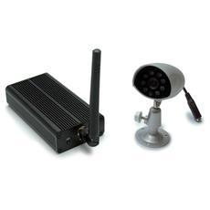 123151 Kit Videocamera Wireless 2.4 Ghz