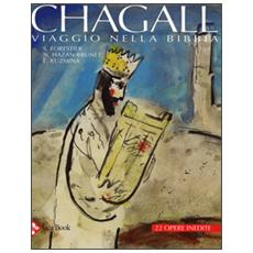 Chagall. Viaggio nella Bibbia. Studi inediti e gouaches