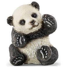Wild Life cucciolo di Panda che gioca