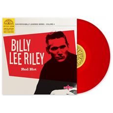 "Billy Lee Riley - Red Hot (10"")"
