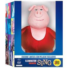 Sing (Edizione Speciale Limitata Dvd+Peluche)