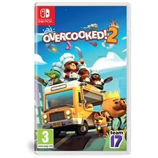 SWITCH - Overcooked 2 - Day one: 07/08/18