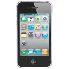 TZIP4BBN - Custodia a conchiglia per iPhone 4