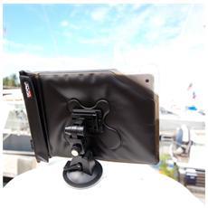 DP-1C Yatch Passive holder Nero supporto per personal communication