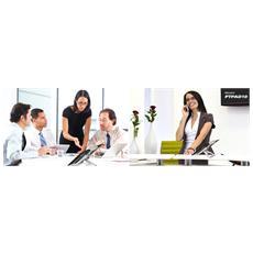 PTPAD10 Interno Active holder Nero, Grigio supporto per personal communication