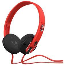 Cuffie Uprock On-Ear Microfono AC Milan Rosso / Nero