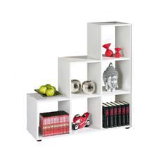 Libreria Divisorio a Caselle Caboto Composizione a Scaletta 6 Caselle