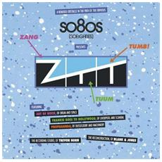 So8os Presents Ztt Reconstructed By Blank & Jones (2 Cd)