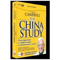 China Study (The) (T. Colin Campbell) (Dvd+Libro)
